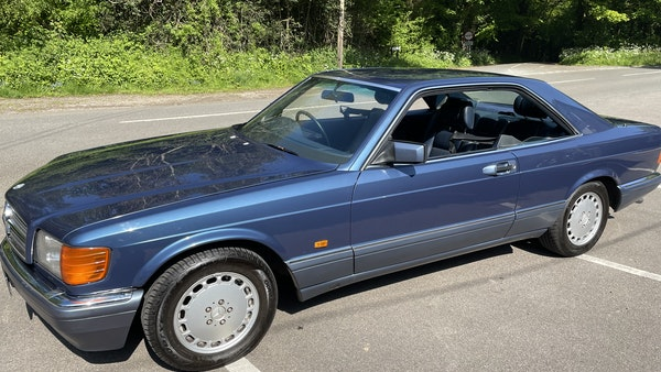 1989 Mercedes 560 SEC For Sale (picture 11 of 79)