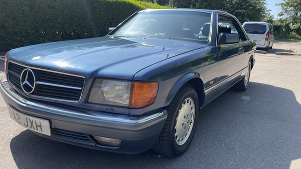 1989 Mercedes 560 SEC For Sale (picture 5 of 79)