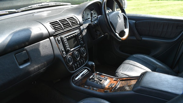 2003 Mercedes-Benz AMG ML55 For Sale (picture 28 of 69)