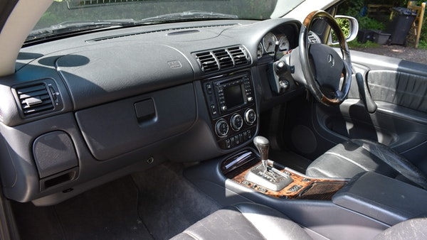 2003 Mercedes-Benz AMG ML55 For Sale (picture 20 of 69)