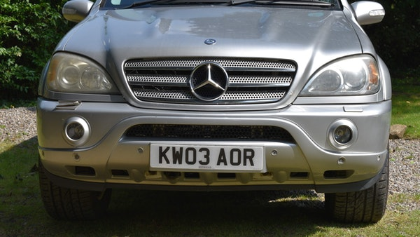 2003 Mercedes-Benz AMG ML55 For Sale (picture 48 of 69)