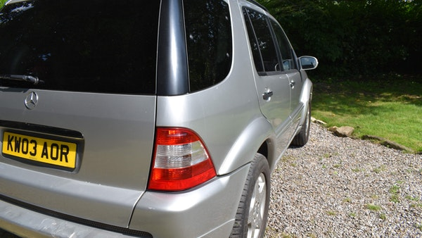 2003 Mercedes-Benz AMG ML55 For Sale (picture 52 of 69)