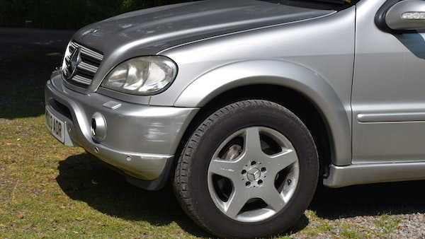 2003 Mercedes-Benz AMG ML55 For Sale (picture 49 of 69)