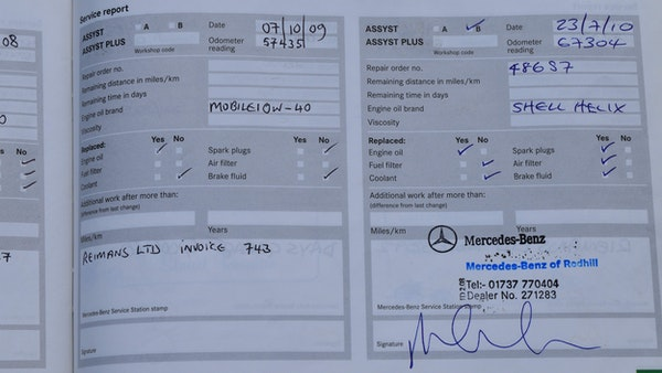 2003 Mercedes-Benz AMG ML55 For Sale (picture 66 of 69)