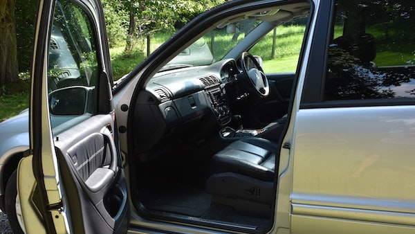 2003 Mercedes-Benz AMG ML55 For Sale (picture 37 of 69)
