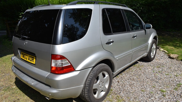 2003 Mercedes-Benz AMG ML55 For Sale (picture 6 of 69)