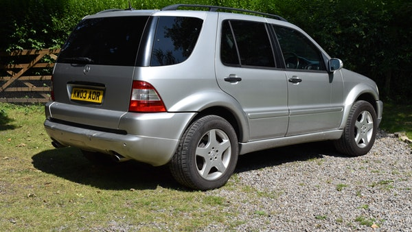 2003 Mercedes-Benz AMG ML55 For Sale (picture 5 of 69)