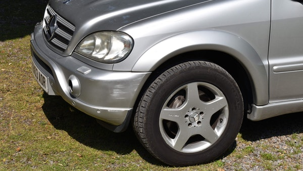 2003 Mercedes-Benz AMG ML55 For Sale (picture 53 of 69)