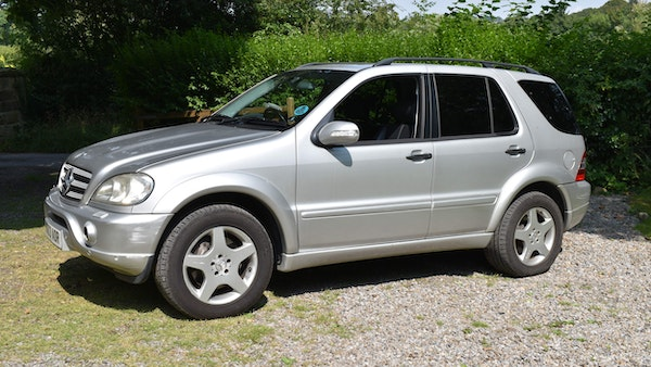 2003 Mercedes-Benz AMG ML55 For Sale (picture 15 of 69)