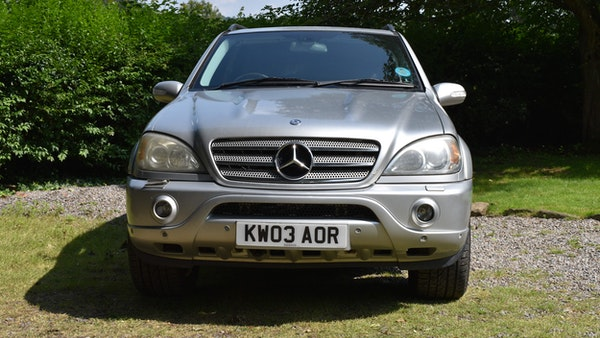2003 Mercedes-Benz AMG ML55 For Sale (picture 13 of 69)