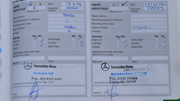2003 Mercedes-Benz AMG ML55 For Sale (picture 64 of 69)