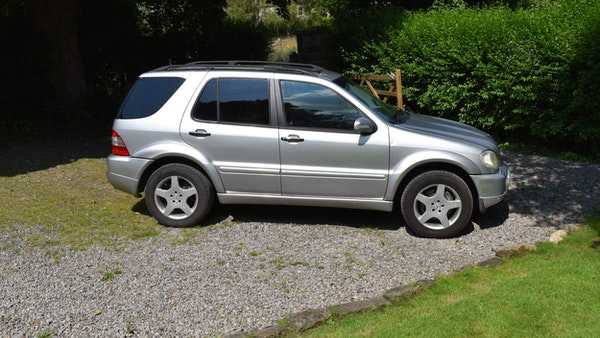 2003 Mercedes-Benz AMG ML55 For Sale (picture 3 of 69)