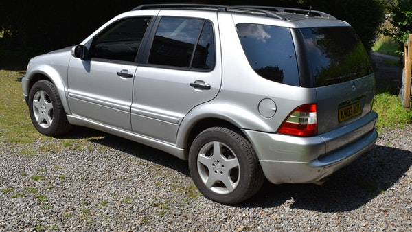 2003 Mercedes-Benz AMG ML55 For Sale (picture 10 of 69)
