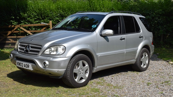 2003 Mercedes-Benz AMG ML55 For Sale (picture 11 of 69)