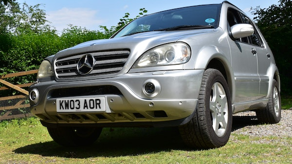 2003 Mercedes-Benz AMG ML55 For Sale (picture 12 of 69)
