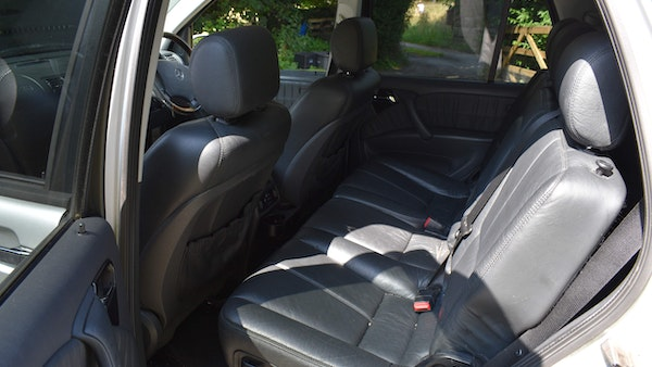 2003 Mercedes-Benz AMG ML55 For Sale (picture 43 of 69)