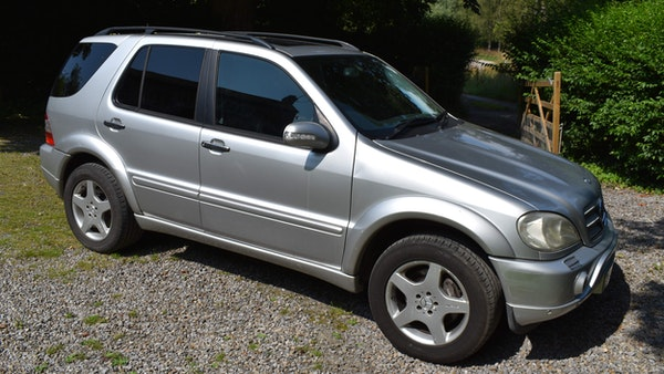 2003 Mercedes-Benz AMG ML55 For Sale (picture 4 of 69)