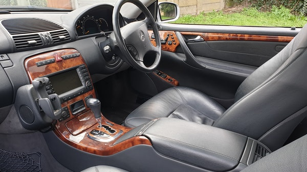 2005 Mercedes-Benz CL500 Coupe For Sale (picture 32 of 72)