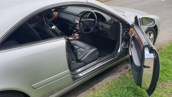 2005 Mercedes-Benz CL500 Coupe For Sale (picture 20 of 72)