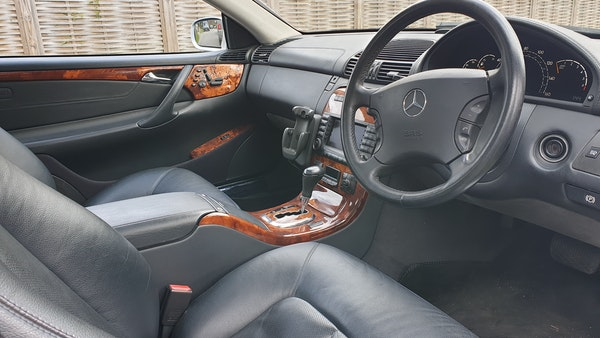 2005 Mercedes-Benz CL500 Coupe For Sale (picture 21 of 72)