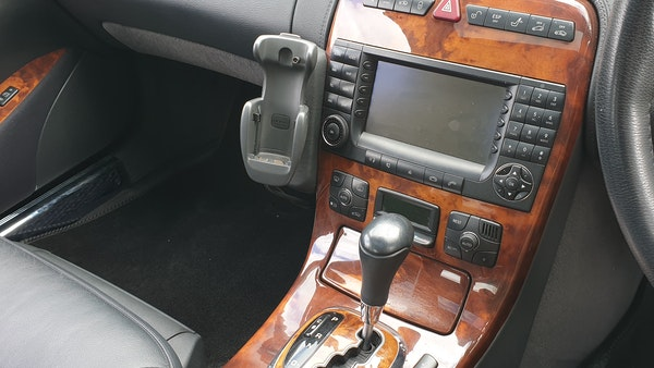 2005 Mercedes-Benz CL500 Coupe For Sale (picture 25 of 72)
