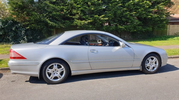2005 Mercedes-Benz CL500 Coupe For Sale (picture 14 of 72)