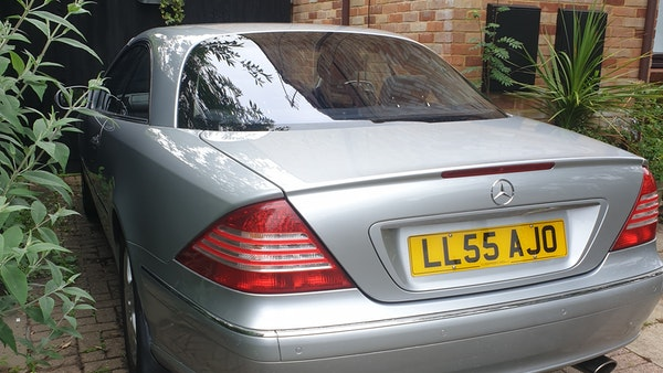2005 Mercedes-Benz CL500 Coupe For Sale (picture 10 of 72)