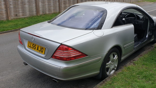 2005 Mercedes-Benz CL500 Coupe For Sale (picture 62 of 72)