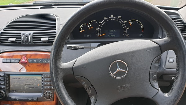 2005 Mercedes-Benz CL500 Coupe For Sale (picture 23 of 72)