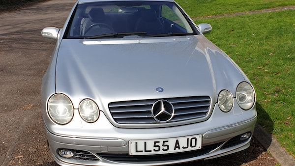 2005 Mercedes-Benz CL500 Coupe For Sale (picture 6 of 72)