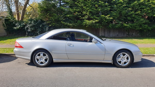 2005 Mercedes-Benz CL500 Coupe For Sale (picture 15 of 72)