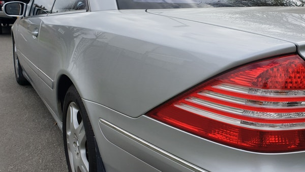 2005 Mercedes-Benz CL500 Coupe For Sale (picture 67 of 72)