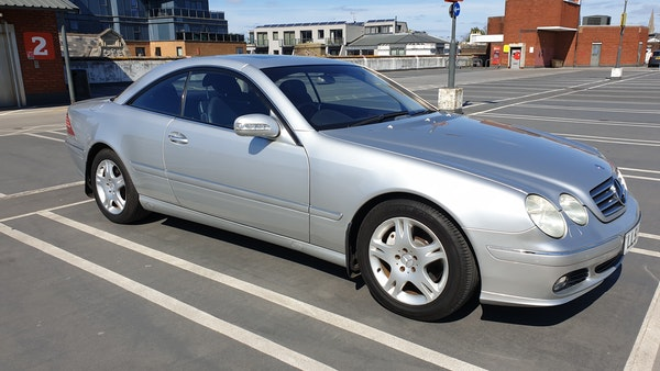 2005 Mercedes-Benz CL500 Coupe For Sale (picture 4 of 72)