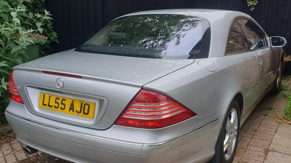 2005 Mercedes-Benz CL500 Coupe For Sale (picture 65 of 72)