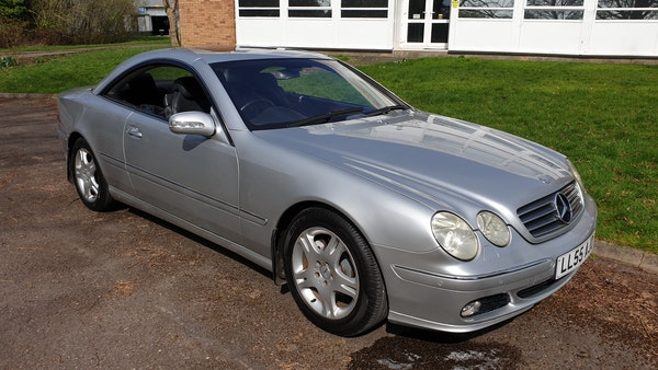 2005 Mercedes-Benz CL500 Coupe For Sale (picture 5 of 72)