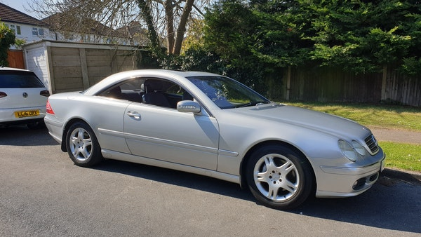 2005 Mercedes-Benz CL500 Coupe For Sale (picture 1 of 72)