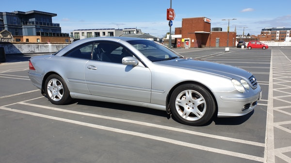 2005 Mercedes-Benz CL500 Coupe For Sale (picture 3 of 72)