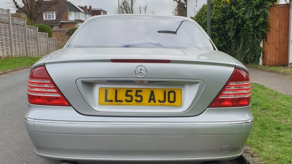 2005 Mercedes-Benz CL500 Coupe For Sale (picture 12 of 72)