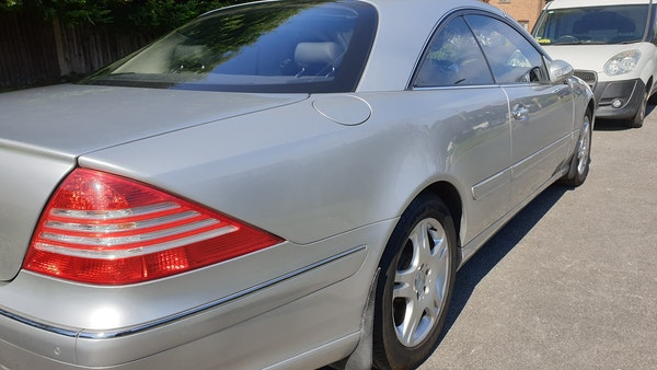 2005 Mercedes-Benz CL500 Coupe For Sale (picture 66 of 72)