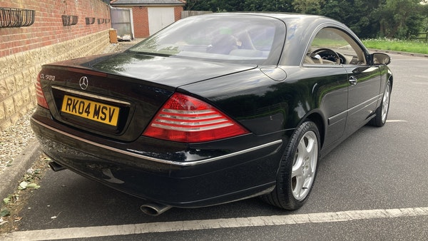 RESERVE LOWERED! - 2004 Mercedes CL500 V8 Auto For Sale (picture 11 of 83)
