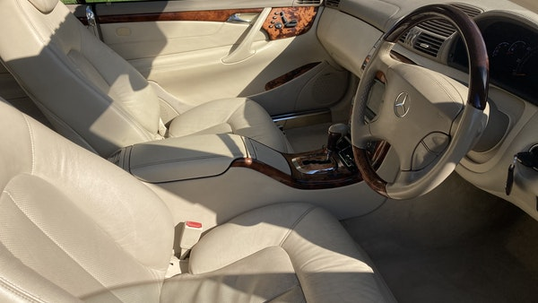 RESERVE LOWERED! - 2004 Mercedes CL500 V8 Auto For Sale (picture 21 of 83)