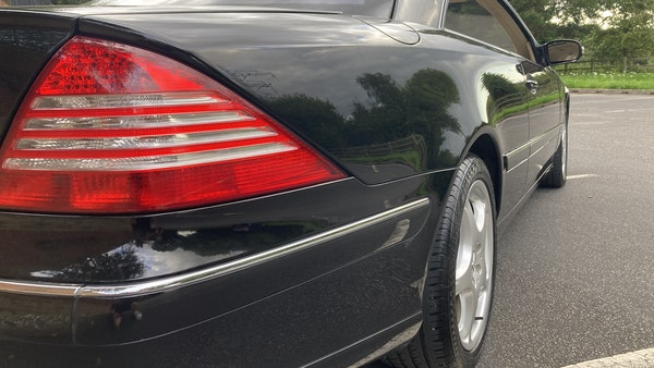 RESERVE LOWERED! - 2004 Mercedes CL500 V8 Auto For Sale (picture 76 of 83)