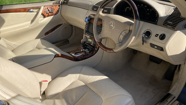 RESERVE LOWERED! - 2004 Mercedes CL500 V8 Auto For Sale (picture 25 of 83)