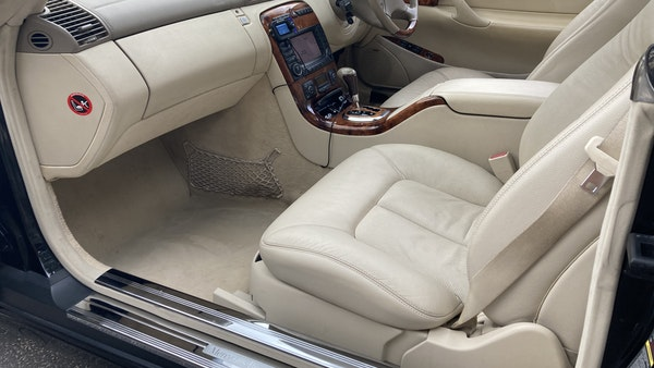 RESERVE LOWERED! - 2004 Mercedes CL500 V8 Auto For Sale (picture 44 of 83)