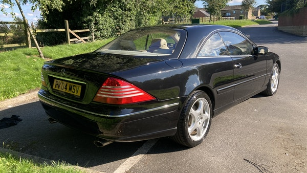RESERVE LOWERED! - 2004 Mercedes CL500 V8 Auto For Sale (picture 10 of 83)
