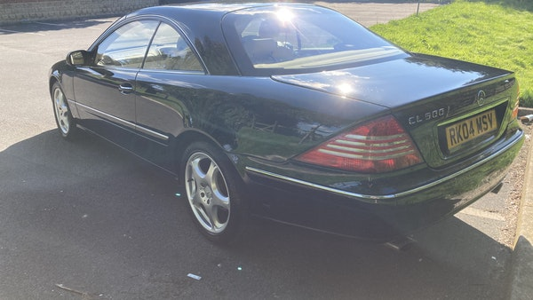 RESERVE LOWERED! - 2004 Mercedes CL500 V8 Auto For Sale (picture 9 of 83)