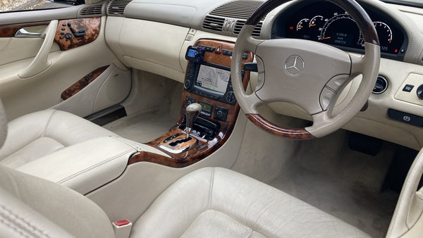 RESERVE LOWERED! - 2004 Mercedes CL500 V8 Auto For Sale (picture 45 of 83)