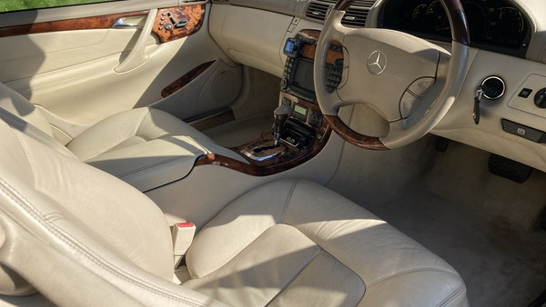 RESERVE LOWERED! - 2004 Mercedes CL500 V8 Auto For Sale (picture 38 of 83)
