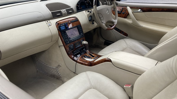 RESERVE LOWERED! - 2004 Mercedes CL500 V8 Auto For Sale (picture 61 of 83)