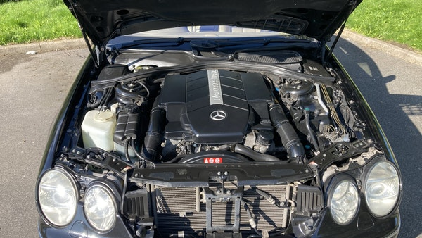 RESERVE LOWERED! - 2004 Mercedes CL500 V8 Auto For Sale (picture 82 of 83)